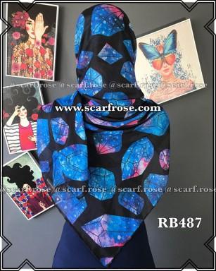 روسری نخی rb487