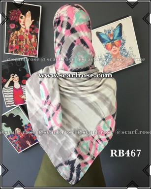 روسری نخی rb467