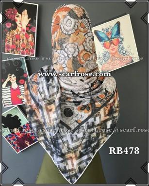 روسری نخی rb478