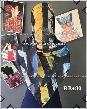 روسری نخی rb480