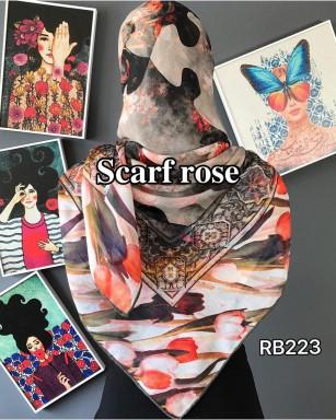 روسری نخی rb223