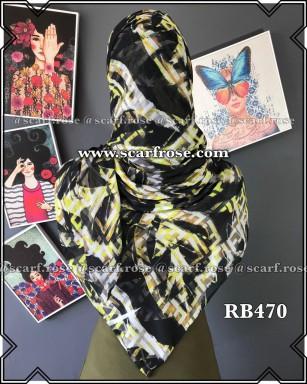 روسری نخی rb470