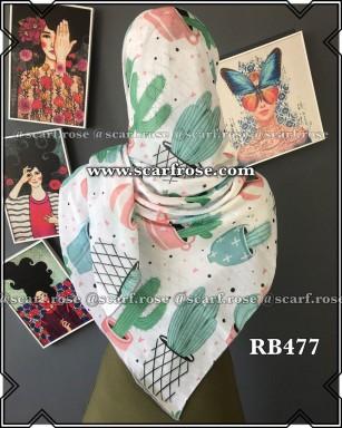 روسری نخی rb477