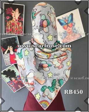 روسری نخی rb450