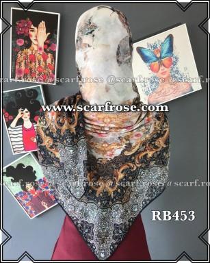 روسری نخی rb453