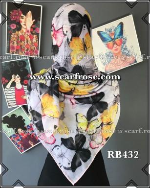 روسری نخی rb432