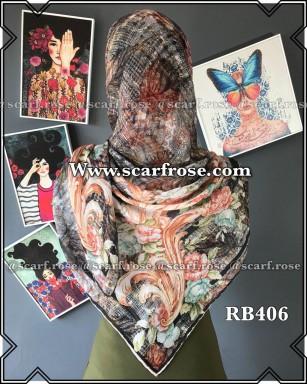 روسری نخی rb406