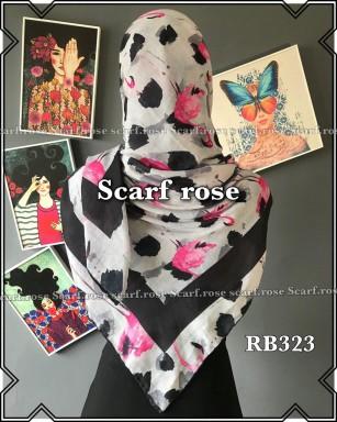 روسری نخی rb323