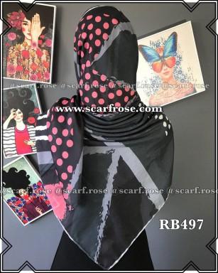 روسری نخی rb497