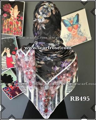 روسری نخی rb495