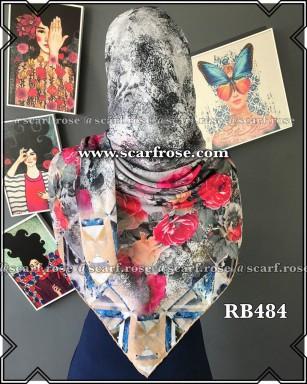 روسری نخی rb484