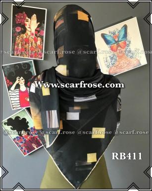 روسری نخی rb411