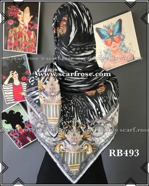 روسری نخی rb493