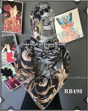 روسری نخی rb498