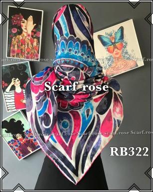 روسری نخی rb322