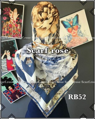 روسری نخی rb52