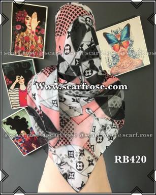 روسری نخی rb420