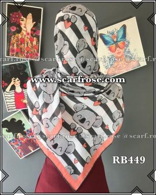 روسری نخی rb449