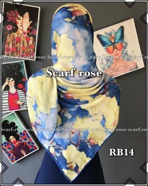 روسری نخی rb14