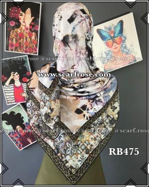 روسری نخی rb475