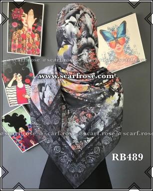 روسری نخی rb489