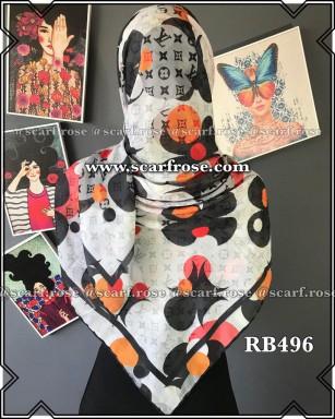 روسری نخی rb496