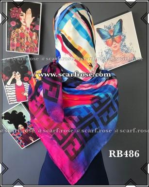 روسری نخی rb486