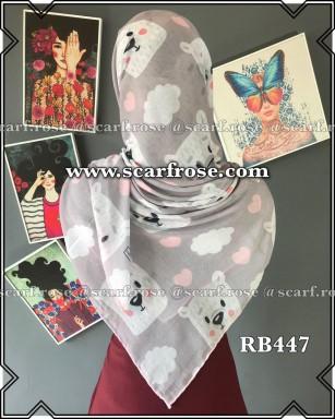 روسری نخی rb447