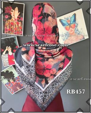 روسری نخی rb457