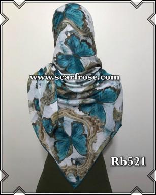روسری نخی rb521