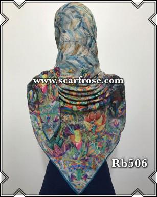 روسری نخی rb506