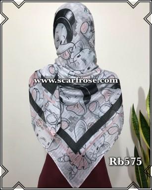 روسری نخی rb575