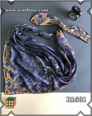 روسری نخی rb581