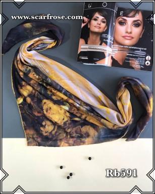 روسری نخی rb591