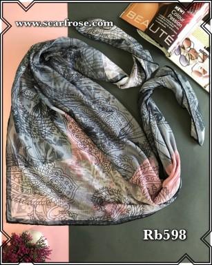 روسری نخی rb598