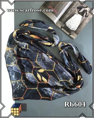 روسری نخی rb604