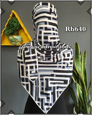 روسری نخی rb640