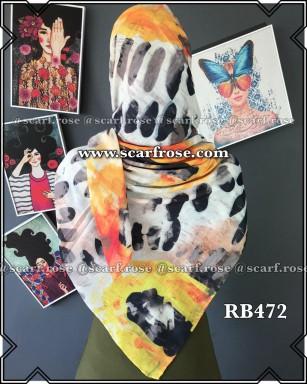 روسری نخی rb472