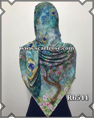 روسری نخی rb544