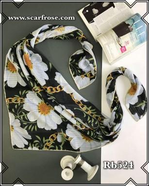 روسری نخی rb524