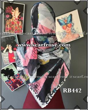 روسری نخی rb442