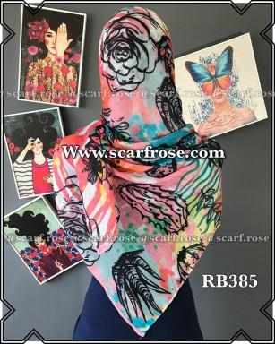 روسری نخی rb385