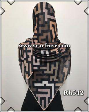 روسری نخی rb542