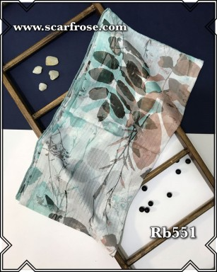 روسری نخی rb551