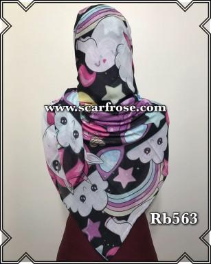 روسری نخی rb563