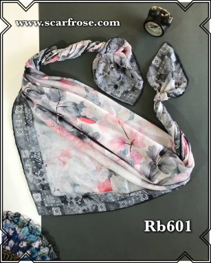 روسری نخی rb601