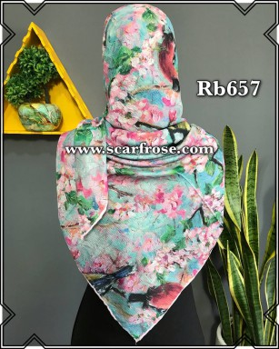 روسری نخی rb657