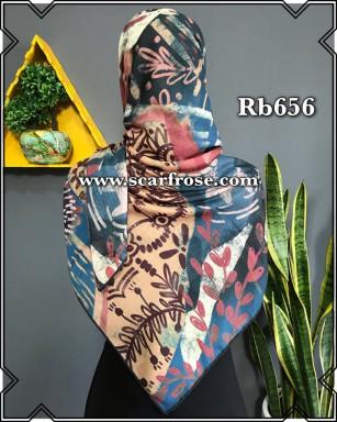 روسری نخی rb656