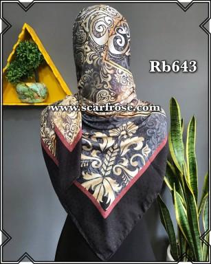 روسری نخی rb643