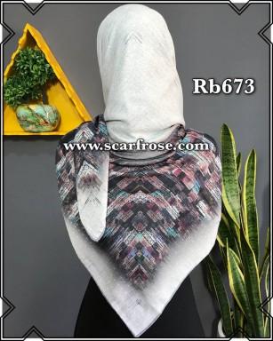 روسری نخی rb673